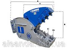 Гидравлическая дробилка Hammer RH20