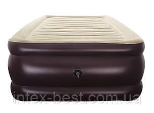 67596 BW Надувная кровать Cornerstone Airbed, 191х97х43см, фото 2