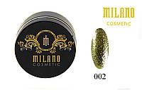 Гель для ногтей Milano Diamond №02