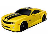 Радиоуправляемая игрушка Team Magic Шоссейный автомобиль E4D Chevrolet Camaro желтый (TM503012-CMR-Y)
