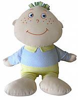 Мягкая игрушка-подушка Tigres Кукла текстильная Антошка (ПД-0052)