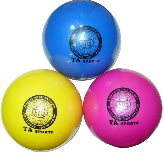 Мячи для художественной гимнастики 300 грамм