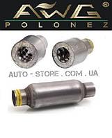 Заменитель катализатора MERCEDES V 200 (Мерседес 200 V) пламегаситель стронгер