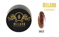 Гель для ногтей Milano Diamond №05