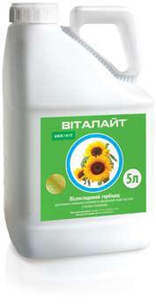 Послевсходовый системный гербицид Виталайт