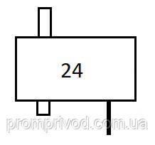 Вариант сборки редуктора 24 - купить