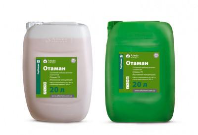 Сплошной системный гербицид Отаман