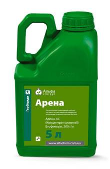 Послевсходовый контактный гербицид Арена
