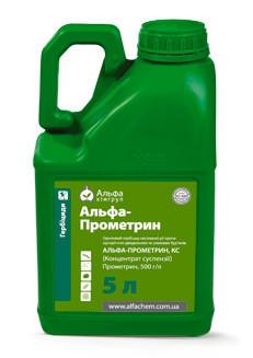 Послевсходовый системный гербицид Альфа Прометрин