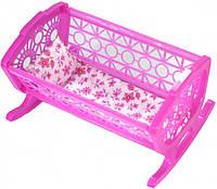 Кроватка для куклы Just Cool Pink (KK01)