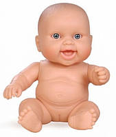 Пупс младенец Paola Reina девочка европейка без одежды 22 см (31013)