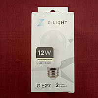 Лампа LED Z-Light 12W 4000k E-27
