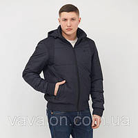Куртка мужская демисезонная, под резинку, ТМ VAVALON, арт. 182