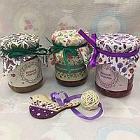 Весенний конфитюр - подарок для леди на 8 Марта