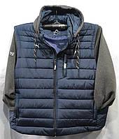 """Куртка мужская c с отстегивающимися рукавами """"Puma"""" (56-64,батал) - Купить оптом по низкой цене"""