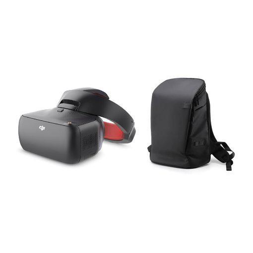 Очки DJI Goggles Racing Edition (EU) +DJI Goggles Carry More Backpack UA
