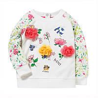 Кофта для девочки Wildflowers Jumping Beans