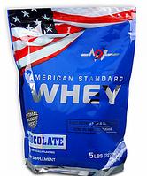 Протеин Mex Nutrition American Standard Whey (2270 g)