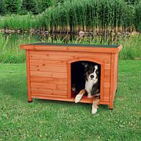 Trixie TX-39552 будка для собак (104 × 72 × 68 см ,сосна)