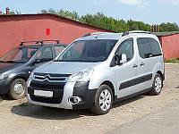 Peugeot Partner Tepee Ветровики (2шт, Cobra)