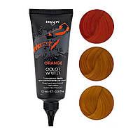 Color Writer Прямые красители для волос Оранжевый, без применения оксиданта, 100 мл