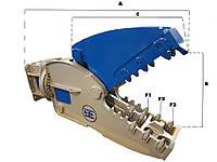 Гидравлическая дробилка Hammer RH80