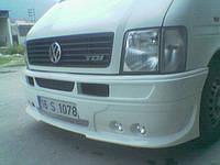 Volkswagen LT 35 Передний бампер тюнинг (модель 4 фары)