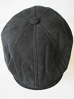 Кепка восьмиклинка з вельвету., фото 1