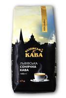 Кофе в зернах Виденська кава Сонячна 100% арабика 1кг