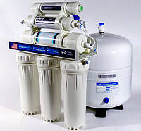 Система обратного осмоса с минерализатором RO-506U-JG