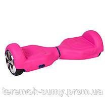 """Защита силиконовая для гироборда Smart Balance 6,5"""" Pink (Розовый) (SBS6P)"""