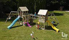 Детские площадки Blue Rabbit (Бельгия)