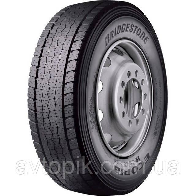 Грузовые шины Bridgestone Ecopia H-Drive 001 (ведущая) 315/70 R22.5 154/150L