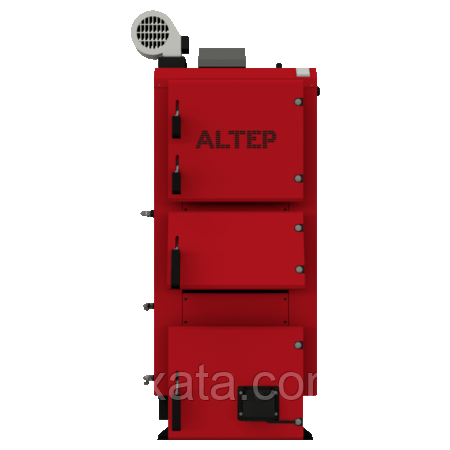 Твердопаливний котел тривалого горіння Альтеп Дует плюс (Altep duo plus) 19 кВт