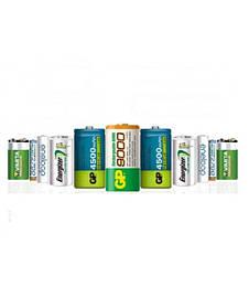 Аккумуляторы AAA, AA, R14, R20, 6F22 9V