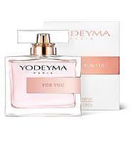 Парфюмированная вода Yodeyma For You, 100ml