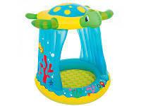Детский надувной игровой центр черепаха