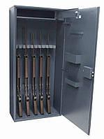 Сейф Griffon GLT.700.K оружейный 1512(в)х700(ш)х350(гл)