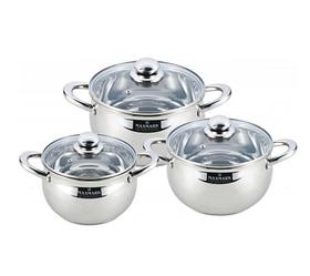 Набор посуды MAXMARK MK-APP7506B