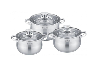 Набор посуды MAXMARK MK-BL2506B