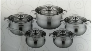 Набор посуды MAXMARK MK-BL2510