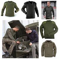Армейские свитера_кофты