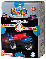Конструктор Infinitoy Zoob Mobile Mini 4 Wheeler (12050)