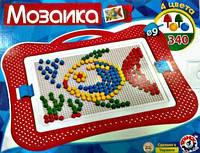Мозаика  для малышей 4, в кор. 37*29*4см, ТМ Технок, Україна (10шт)(3367)