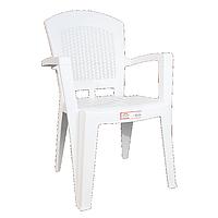 Кресло Afrodit белое (Papatya-TM)