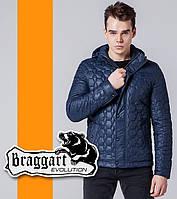 Braggart 1386 | Ветровка весенне-осенняя мужская синий