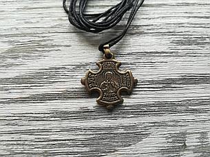 Именной нательный крест Валентина, фото 2
