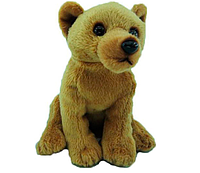 Мягкая игрушка Devik play joy Медвежонок бурый 15 см (JB-270BR)