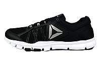Черные мужские кроссовки для бега REEBOK YOURFLEX TRAIN 9.0 MT MEN ( ОРИГИНАЛ )