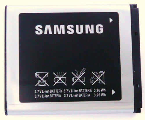 Аккумулятор батарея Samsung AB483640BE, AB483640BU, C3050, J150, L600, M610, E200, E830, B3210, B3310, S8300